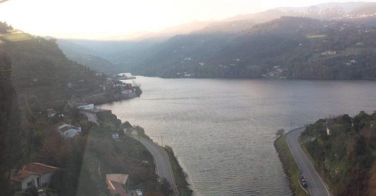 Douro Valley door