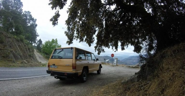 My first tour in Douro valle